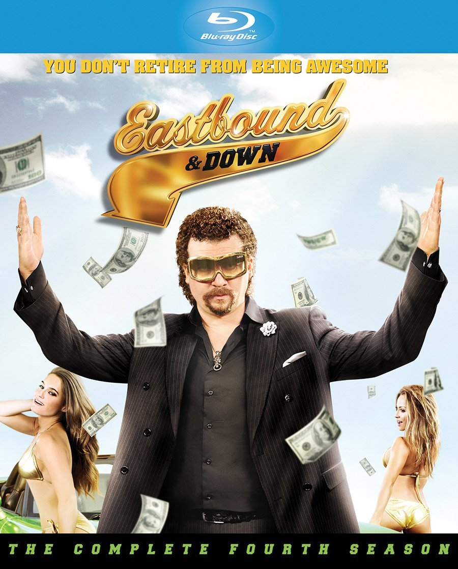 'Eastbound and Down' Season 4 Blu-ray