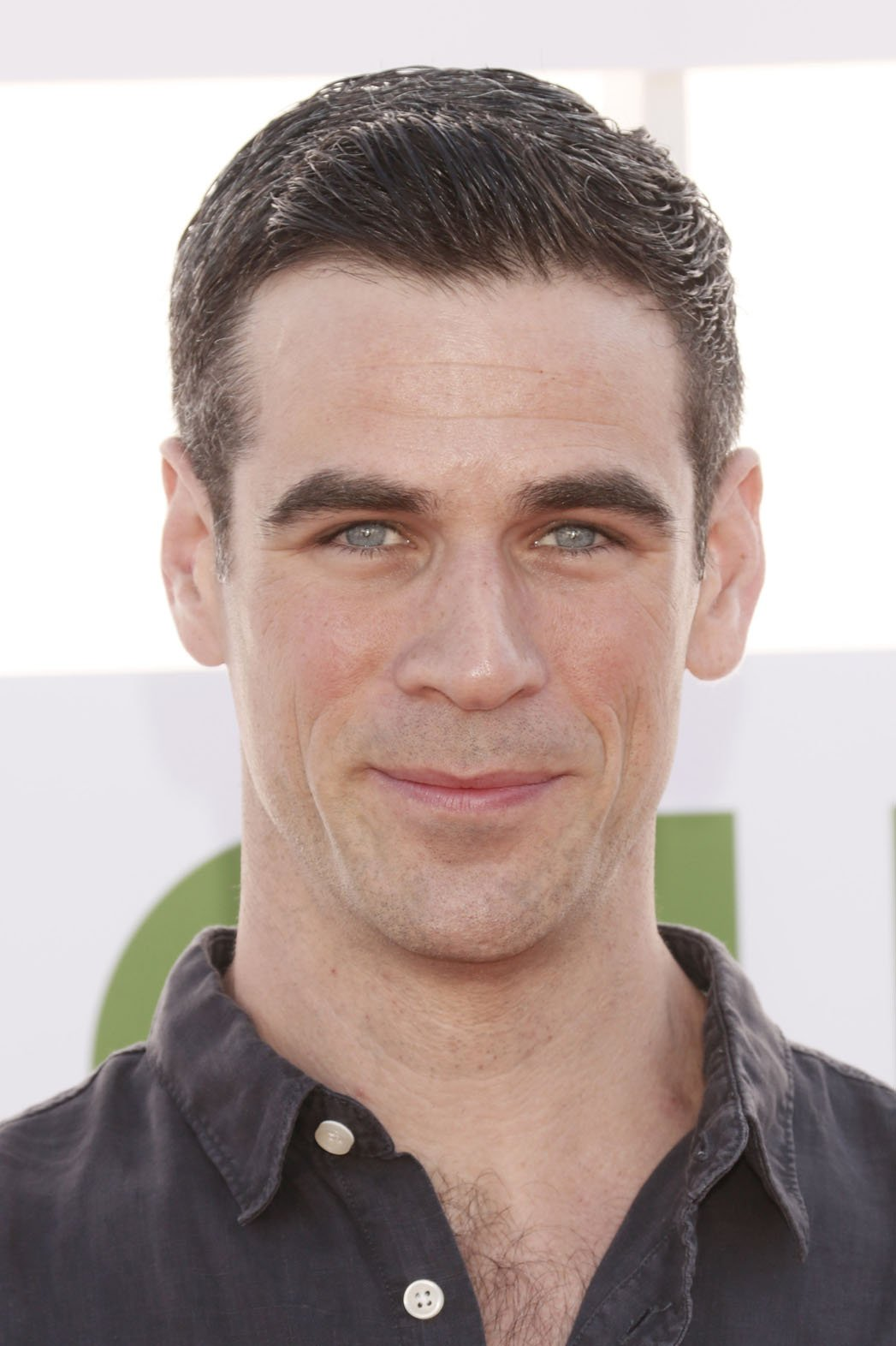 Eddie Cahill is going 'Under the Dome' in Wilmington, North Carolina for Season 2 of the hit CBS series.