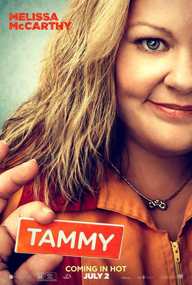 'Tammy' teaser poster