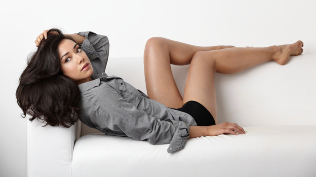 Aimee Garcia will enter the 'Red Zone' in Wilmington, North Carolina.