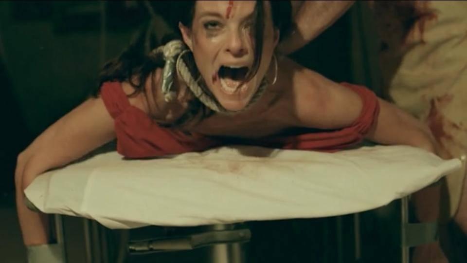 Candace Blanchard stars in 'Curfew', filmed in Gastonia, North Carolina.