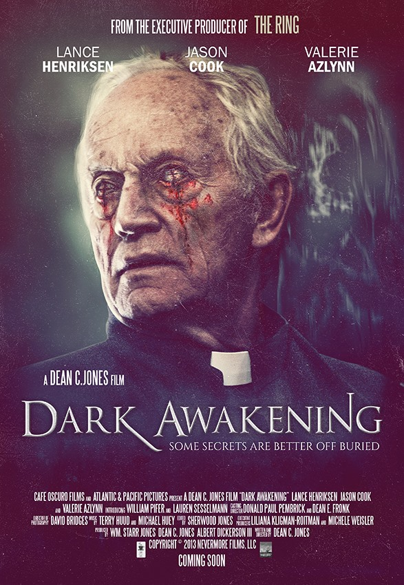 'Dark Awakening', filmed in Graham and Yanceyville, North Carolina
