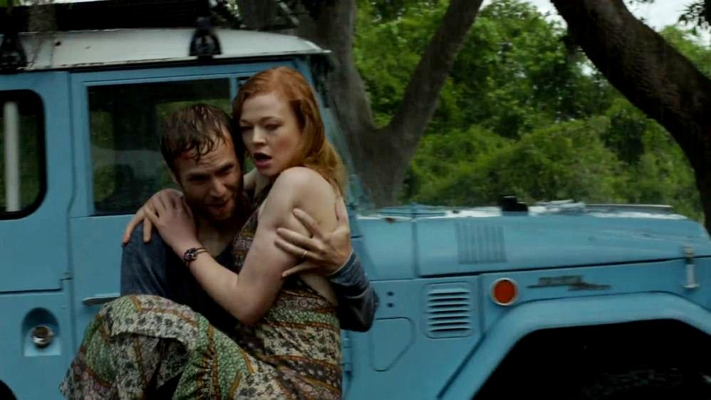 Sarah Snook stars in 'Jessabelle', filmed in Wilmington, North Carolina.