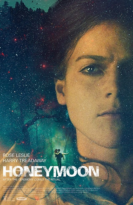 'Honeymoon' - poster 02