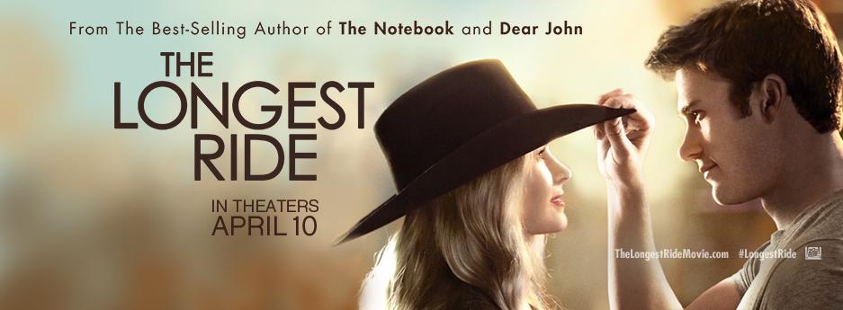 'The Longest Ride', filmed in Wilmington, Winston-Salem, and Jacksonville, North Carolina