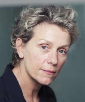 Frances McDormand stars in 'Three Billboards Outside Ebbing, Missouri', filmed in North Carolina.